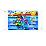 Sea Turtle #8 Banner
