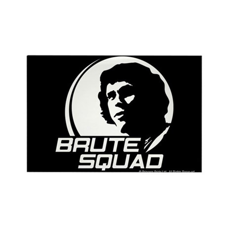 Princess Bride Brute Squad Rectangle Magnet