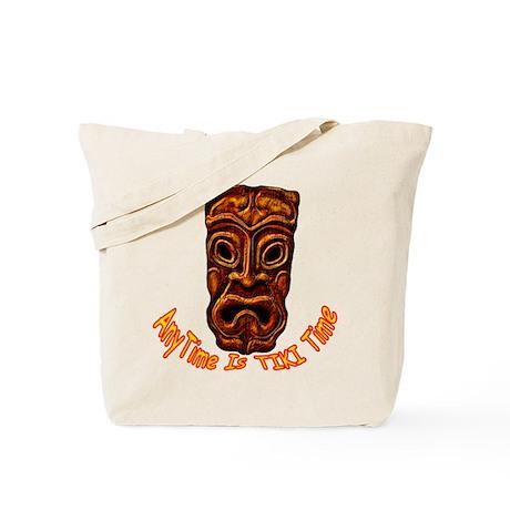 Tiki Time Tote Bag