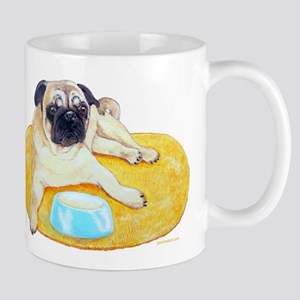 """Mug  (small) """"Pug"""""""