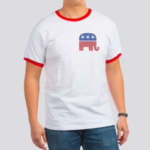 Old Republican Elephant Ringer T