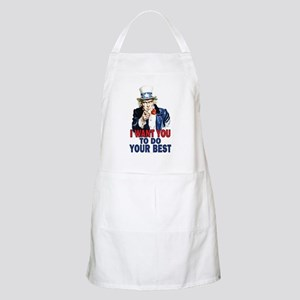 More Uncle Sam Sayings Apron