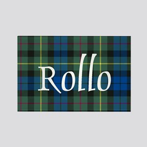 Tartan - Rollo Rectangle Magnet