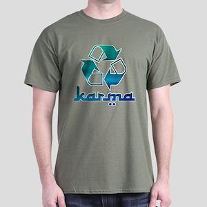 Recycle KARMA Dark T-Shirt