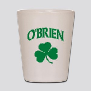 O'Brien Irish Shot Glass