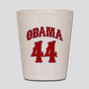 Barack Obama 44th President Shot Glass