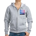 Over the Rainbow Women's Zip Hoodie