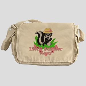 Little Stinker Amy Messenger Bag