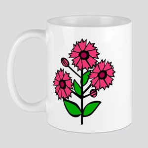 Pink Flowers200 Mug