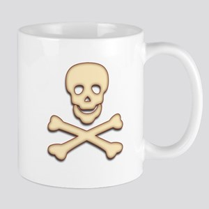 Bone Skull & Crossbones Mug