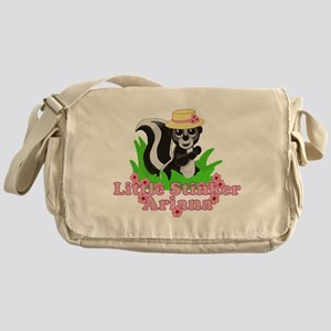 Little Stinker Ariana Messenger Bag