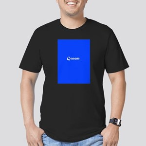 Blue Groom Wedding Wylie's fave T-Shirt