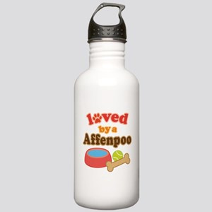 Affenpoo Dog Gift Stainless Water Bottle 1.0L