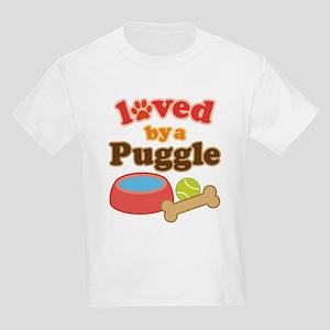 Puggle Dog Gift Kids Light T-Shirt