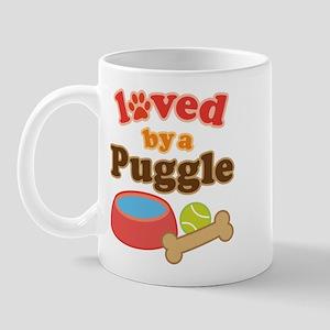 Puggle Dog Gift Mug
