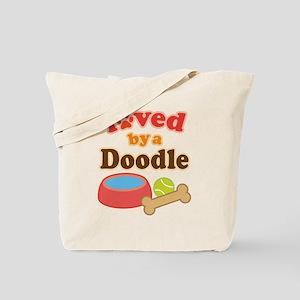 Doodle Dog Gift Tote Bag
