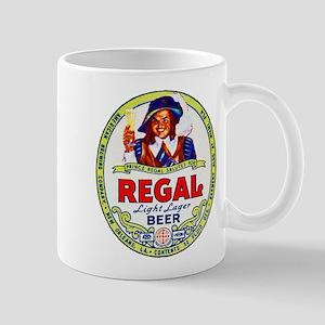 Louisiana Beer Label 1 Mug