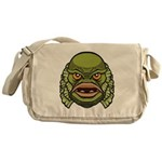 The Creature Messenger Bag