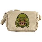 The Creature Messenger Bag