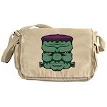 Frankenstein's Monster Messenger Bag