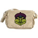 The Witch Messenger Bag