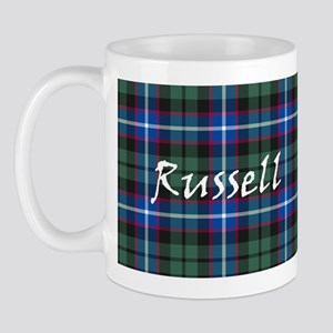 Tartan - Russell Mug