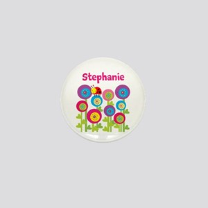 Garden Personalized Mini Button
