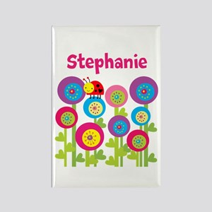 Garden Personalized Rectangle Magnet
