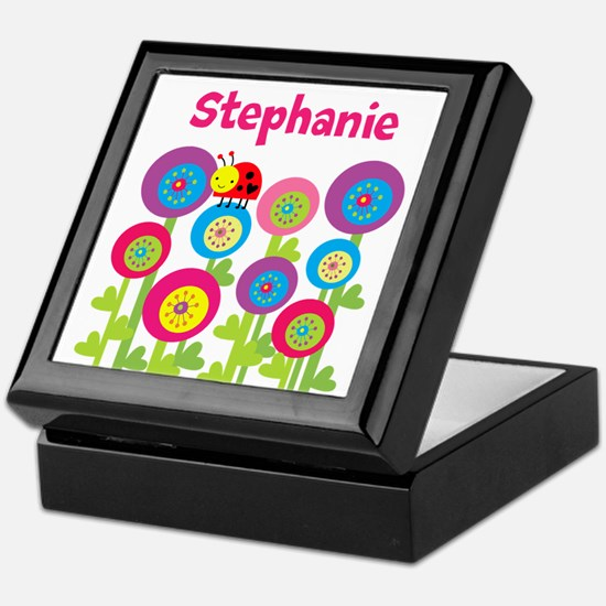 Garden Personalized Keepsake Box