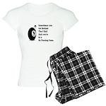 8 Ball Women's Light Pajamas