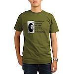 8 Ball Organic Men's T-Shirt (dark)