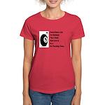 8 Ball Women's Dark T-Shirt