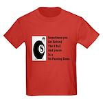 8 Ball Kids Dark T-Shirt