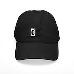 8 Ball Black Cap