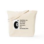8 Ball Tote Bag