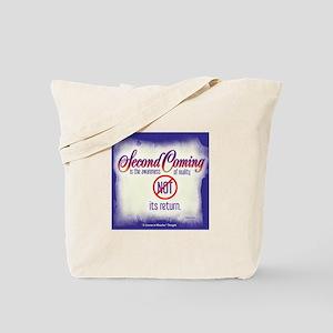 ACIM-The Second Coming Tote Bag