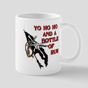 Yo Ho Ho Pirate Mug