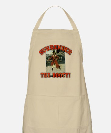 Surrender the Booty! Apron