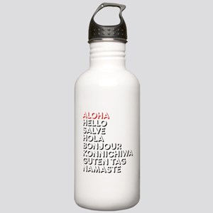 Aloha Stainless Water Bottle 1.0L