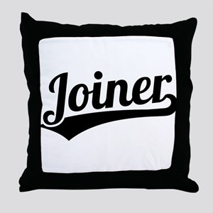 Joiner Throw Pillow