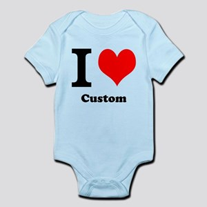 Custom Love Infant Bodysuit