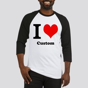 Custom Love Baseball Jersey