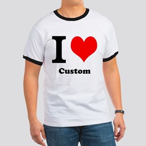 Custom Love Ringer T