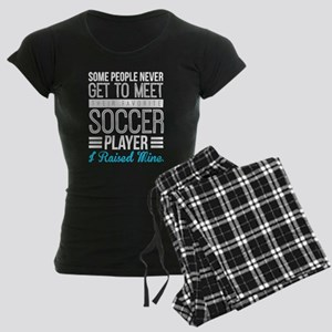 Soccer Player T Shirt, Some People Never Pajamas