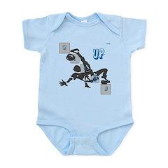OYOOS Soccer Player design Infant Bodysuit