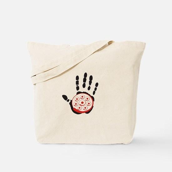 HandPan Tote Bag