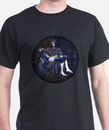 The Pietà by Michelangelo in T-Shirt