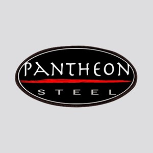 Pantheon Steel Patches