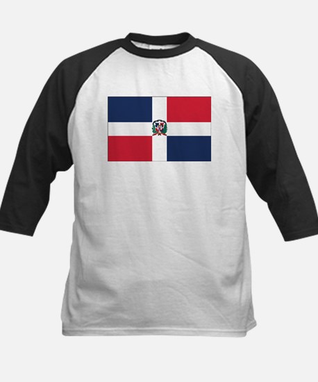 Dominican Rep. Kids Baseball Jersey