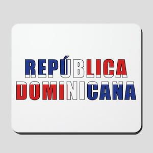 Dominican Mousepad